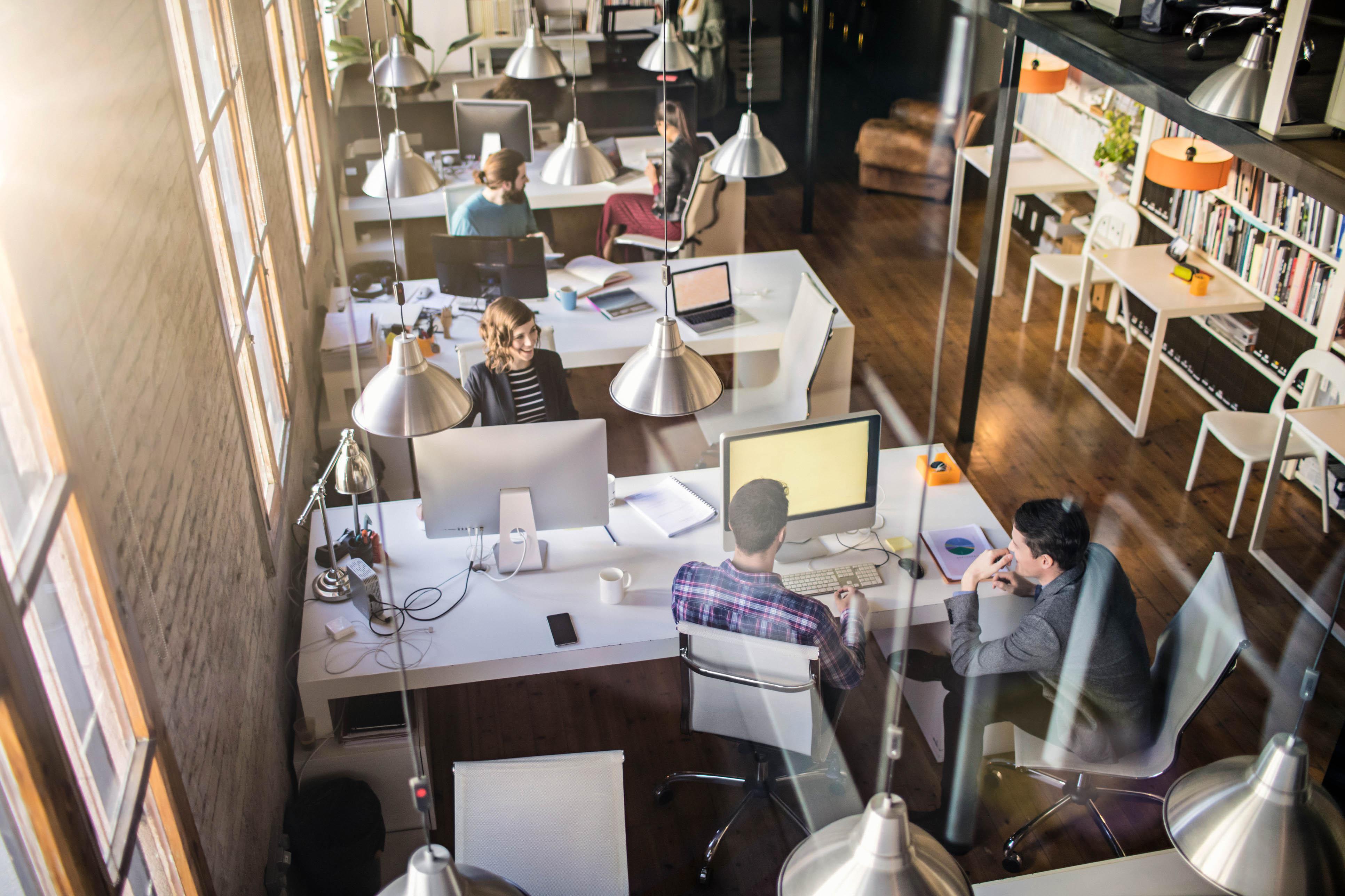 Coworking weltweit