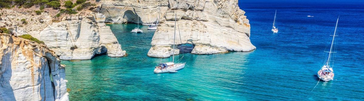 Kleftiko, Milos Insel Kykladen, Griechenland iStock_000021558933_Large-2