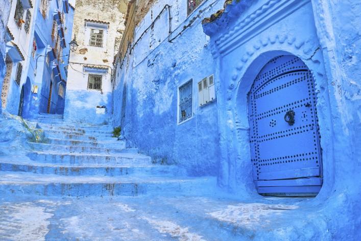 Chefchaouen Chaouen Marokko