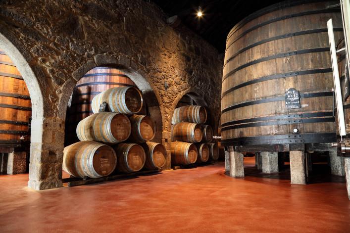 Porto Tipps Portwein Weinkeller