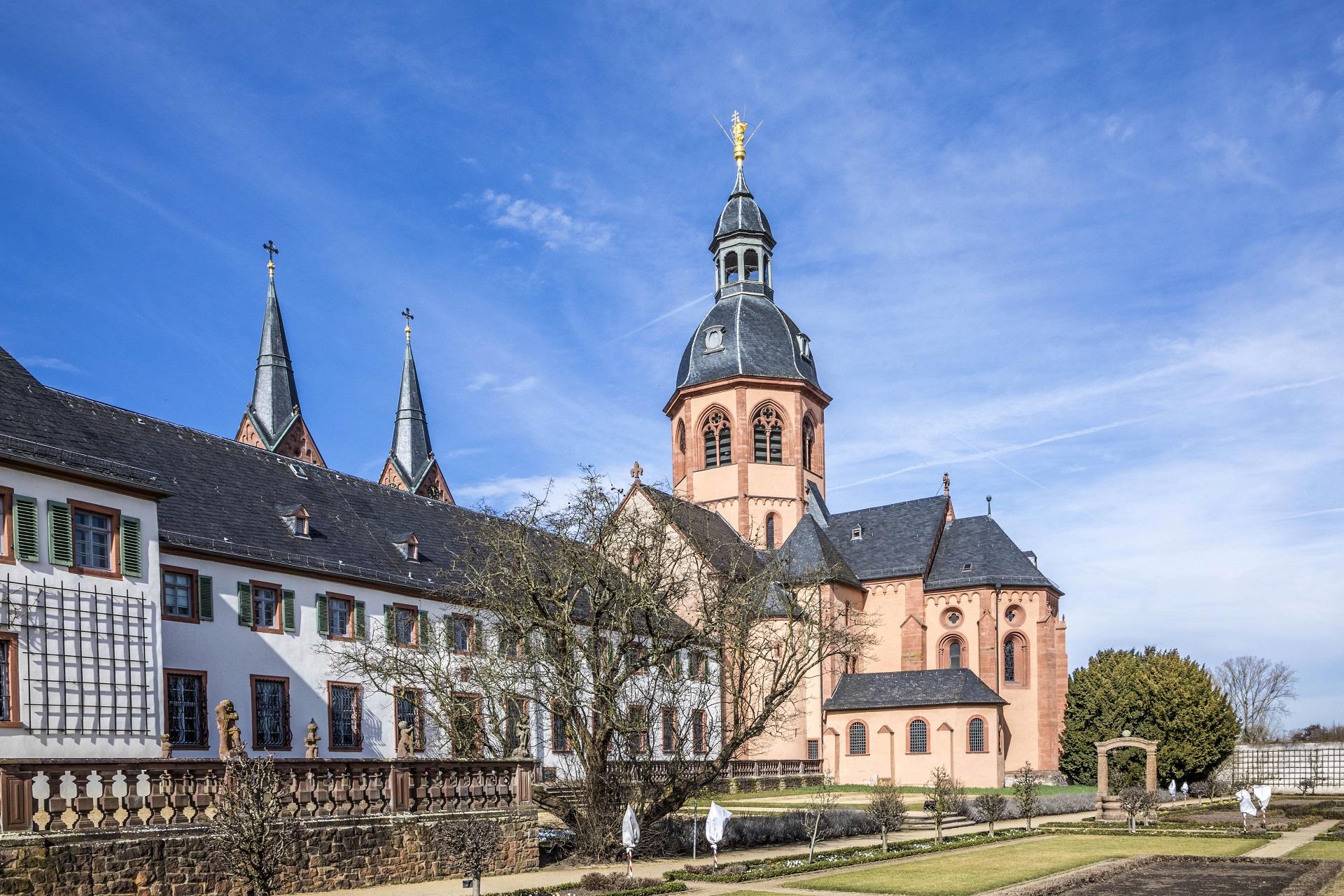 Urlaub Kloster