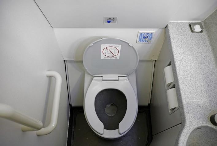Airplane Bathroom iStock_000078907489_Large