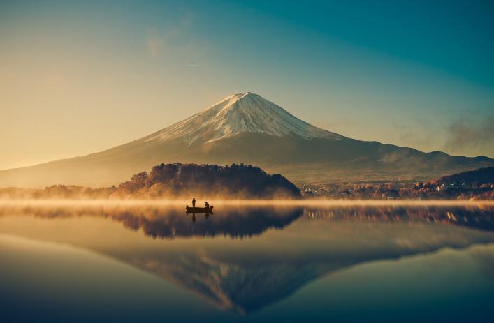 Mount Fuji shutterstock_312911786