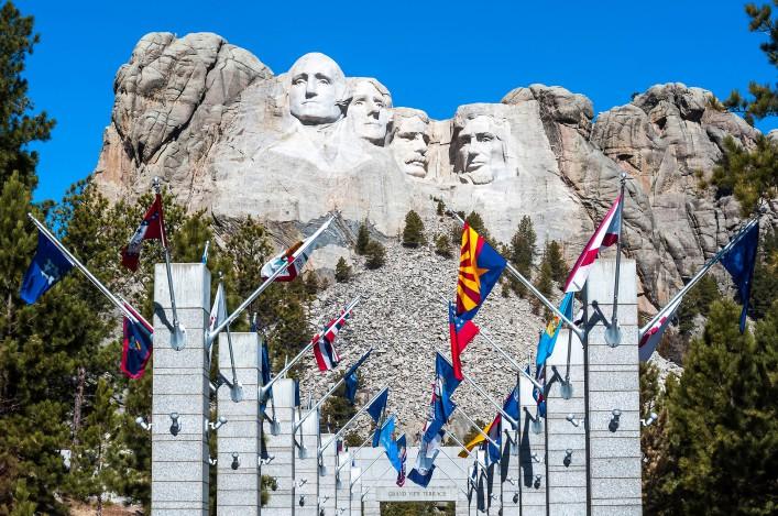 Mount Rushmore shutterstock_240571879