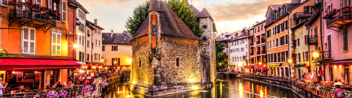 Annecy in Frankreich