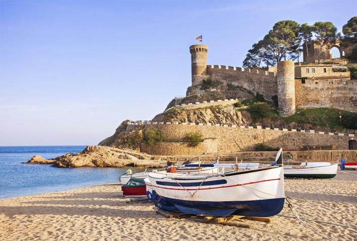 Tossa de Mar Costa Bravo iStock_000060372292_Large_1200