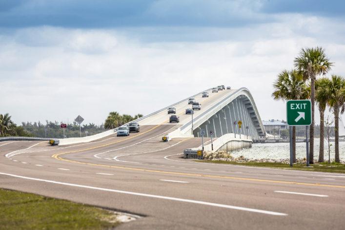 Inselhopping Florida Brücke