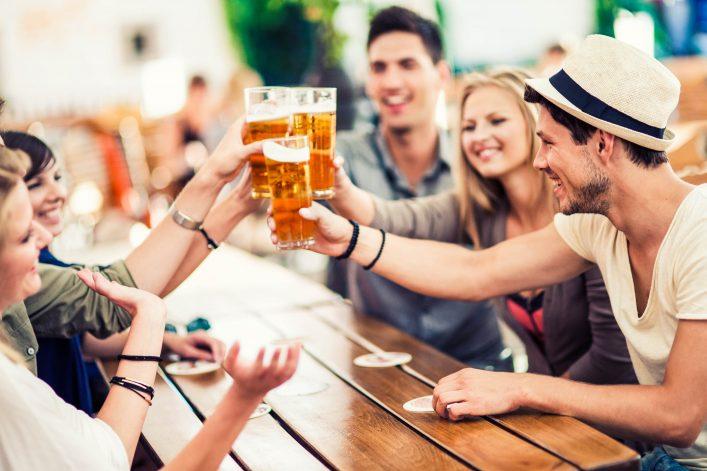 bier, knigge, alkohol, no-go