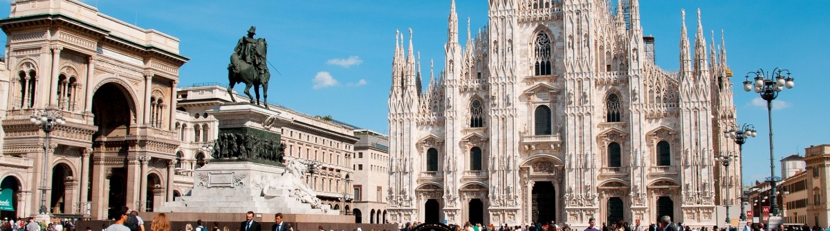 Mailand duomo Italy shutterstock_124191328
