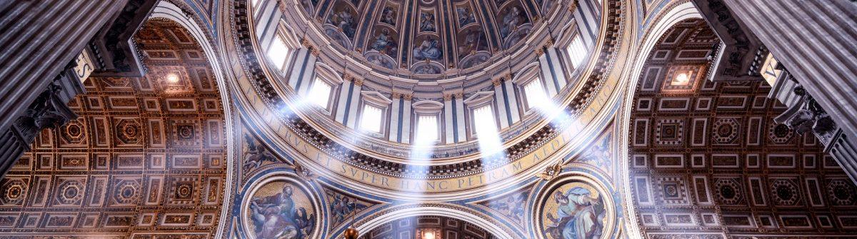 Petersdom in Rom EDITORIAL ONLY Viacheslav Lopatin shutterstock_259174448