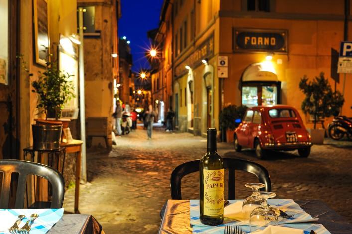 Rom Tipps Trastevere