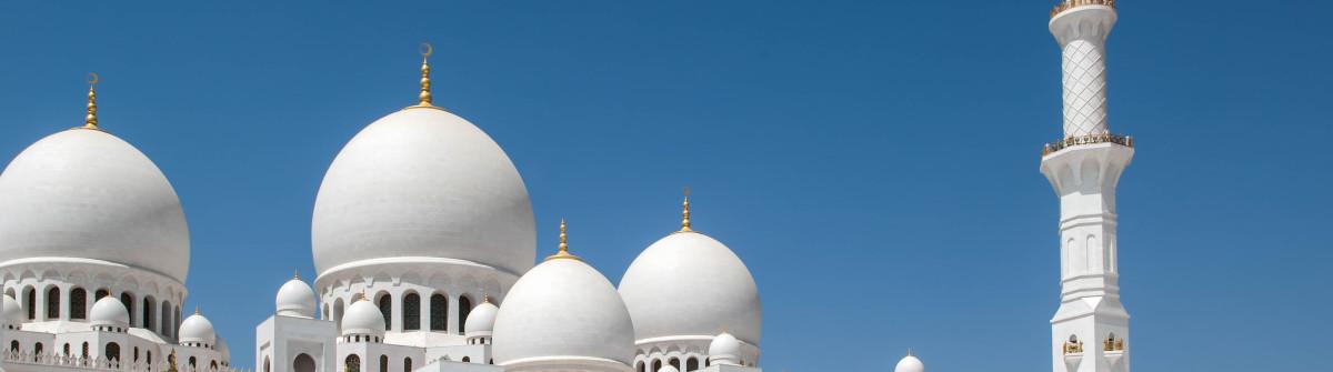 Abu Dhabi Sheikh Zayed Mosque