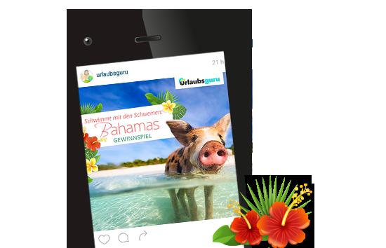 Bahamas_Gewinnspiel_Smartphone