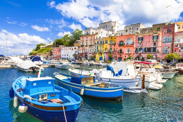 Italien Tipps Procida