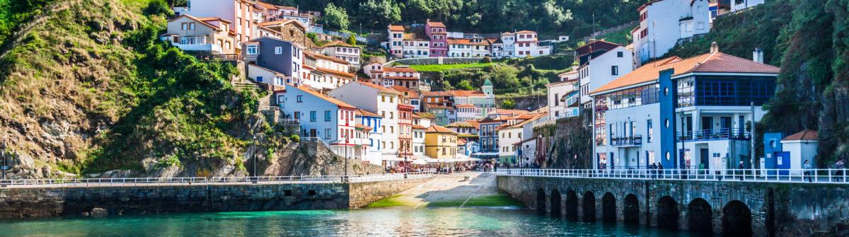 Asturien Cudillero