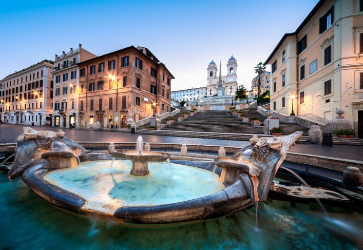 Rom Tipps Spanische Treppe