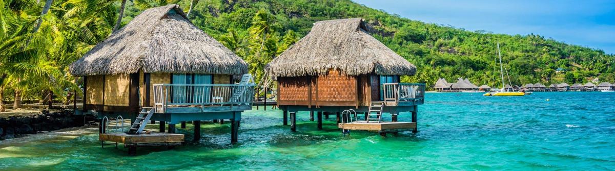 Dream Holiday Luxury Resort, Tahiti iStock_000022588479_Large-2
