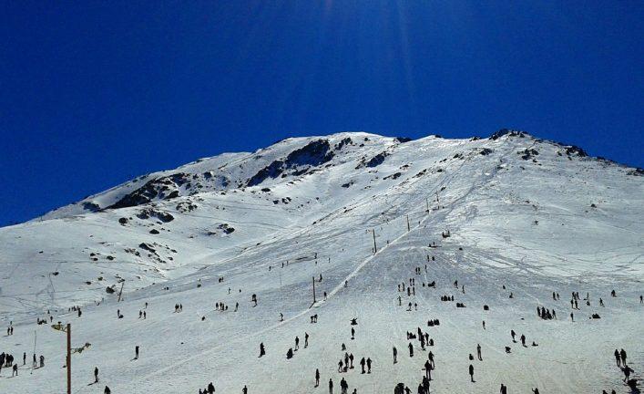 Außergewöhnliche Skigebiete, Skigebiete in Marokko