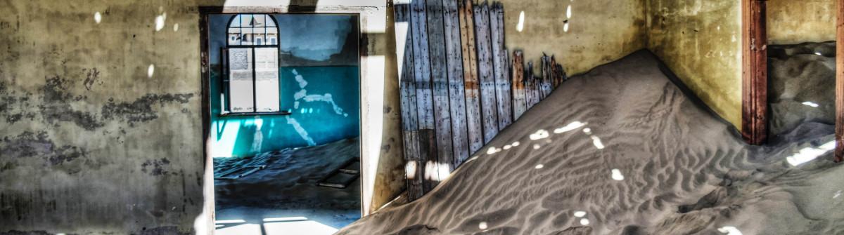 Kolmanskop Namibia Geisterstadt