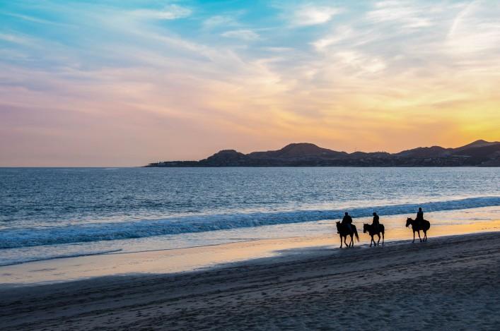 Cabo San Lucas Sonnenuntergang