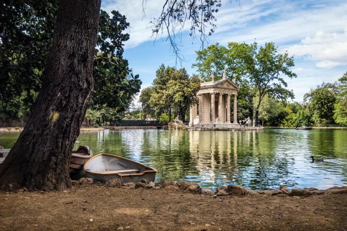 Rom Tipps Villa Borghese