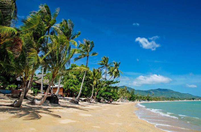 Thailändische Inseln Ko Samui