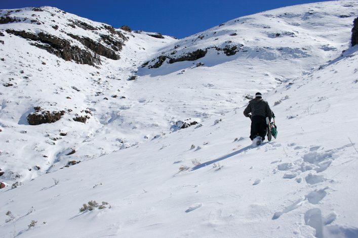 Außergewöhnliche Skigebiete, Skifahren in Lesotho