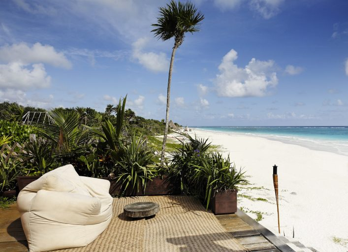 Tulum, Unterkunft, Hotel, Cabana
