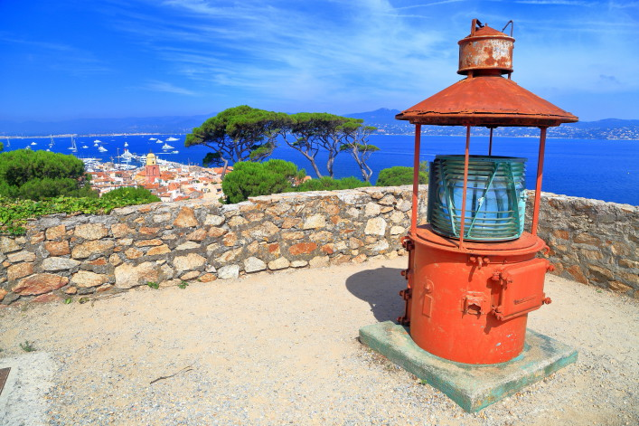 St. Tropez old beacon shutterstock_326518082