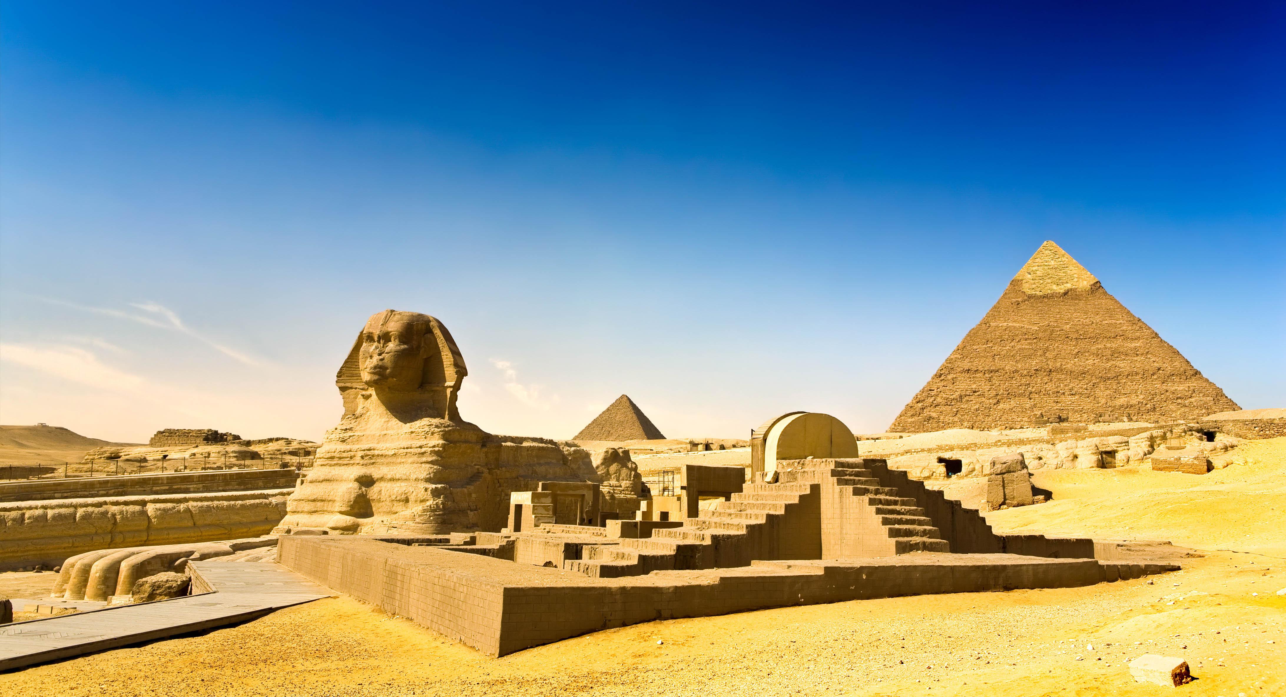 Die Pyramiden Lüge Arte