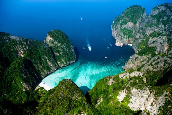 Thailändische Inseln Koh Phi Phi