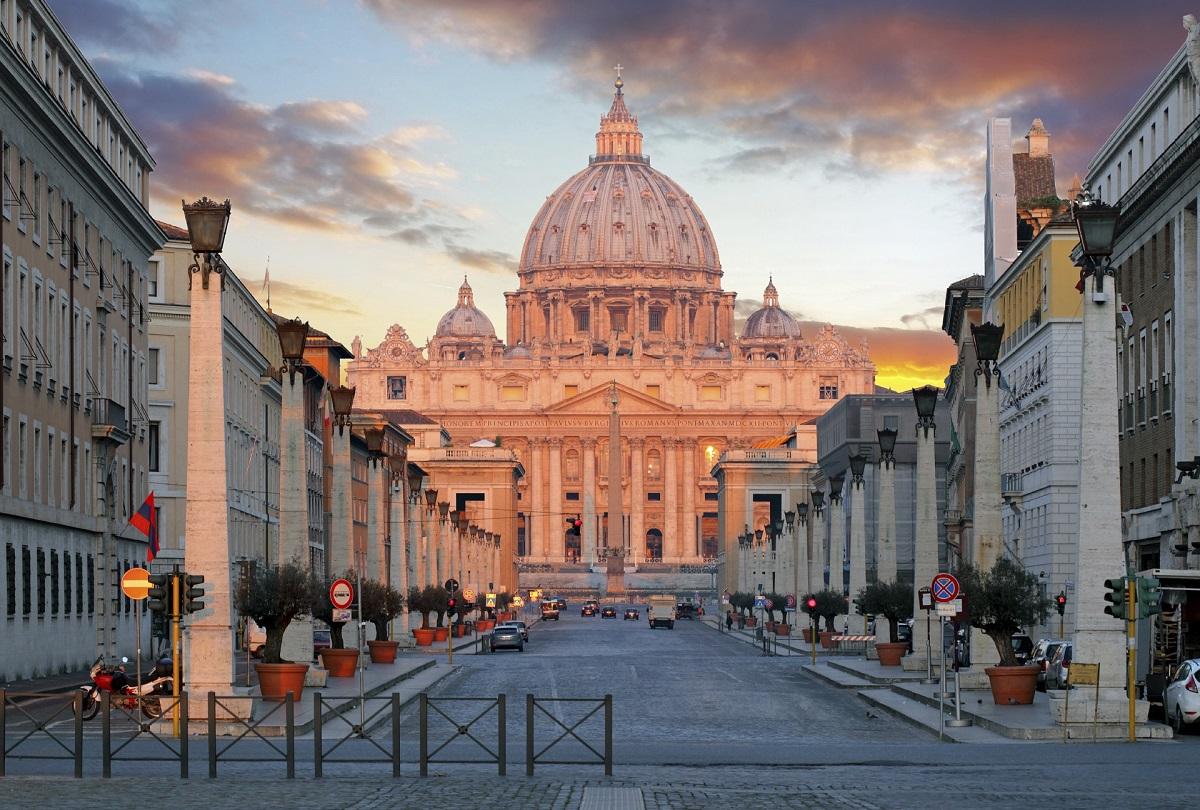Petersdom - Vatikan Rom Italien