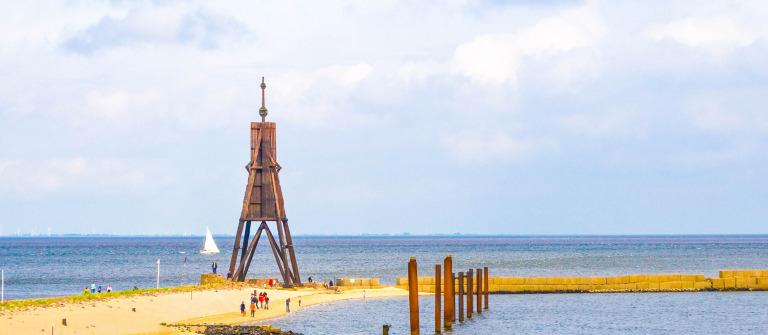 sea marker in Cuxhaven shutterstock_211776544-2