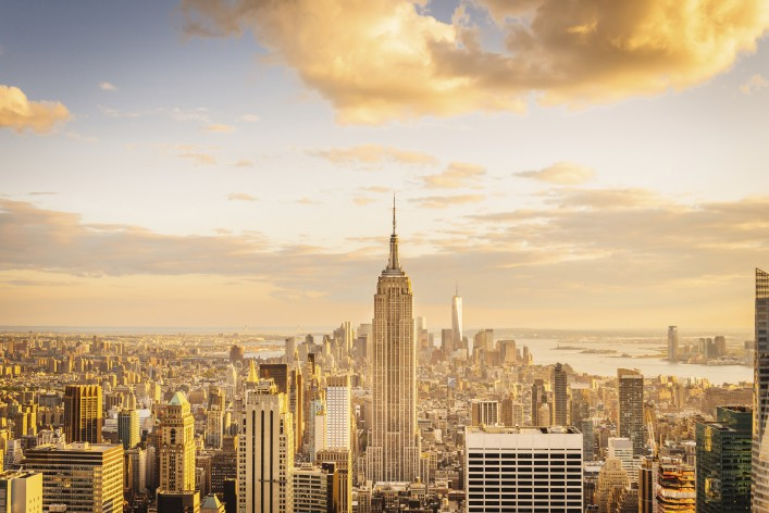 Von New York City Skyline-Midtown und Empire State Building iStock_000068418081_Large_1920