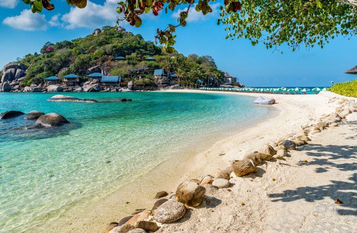 Backpacking in Thailand Koh Phangan