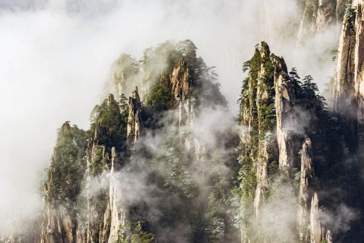 Huangshan-National-park-