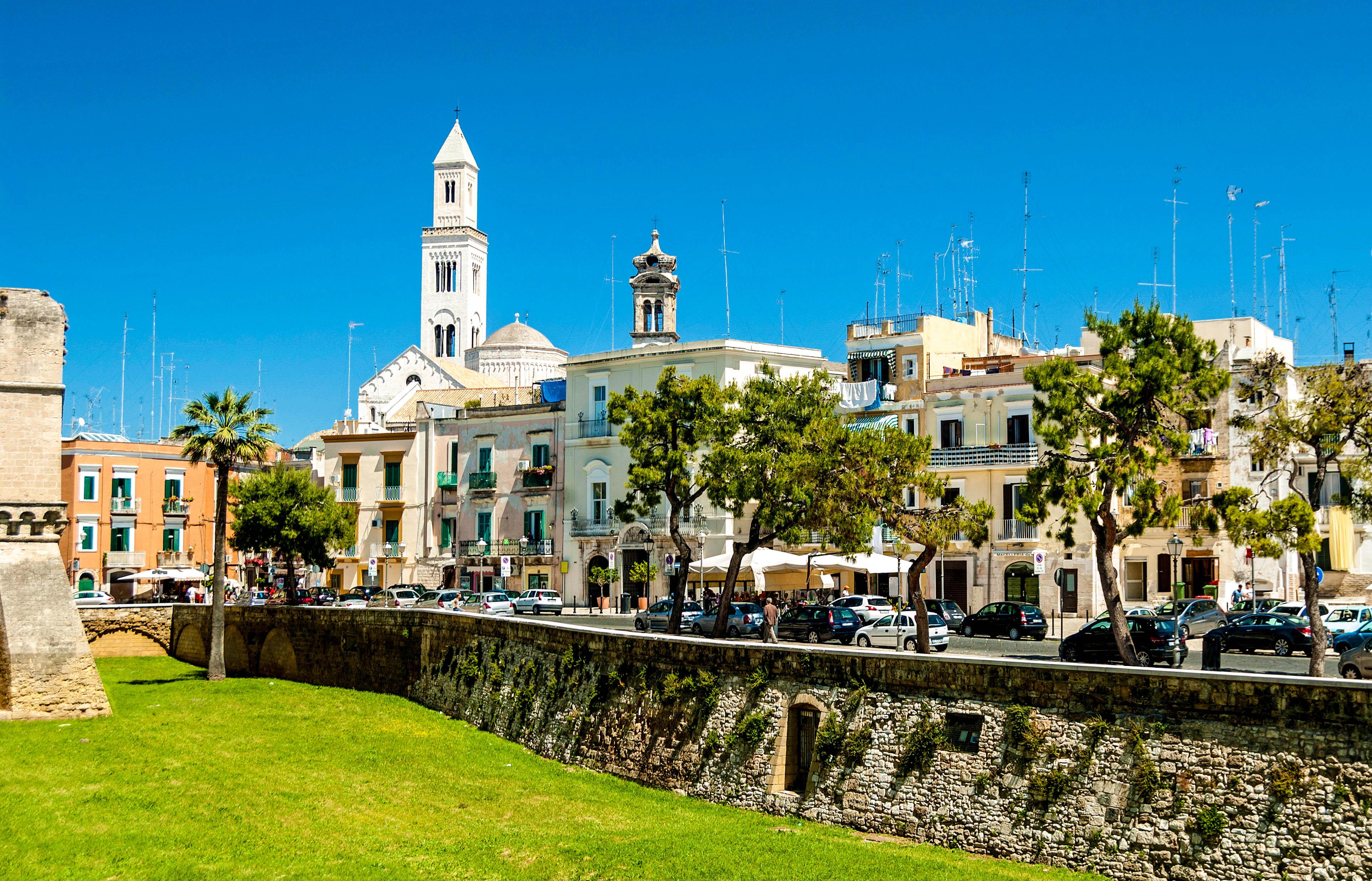 Altstadt von Bari Tipps