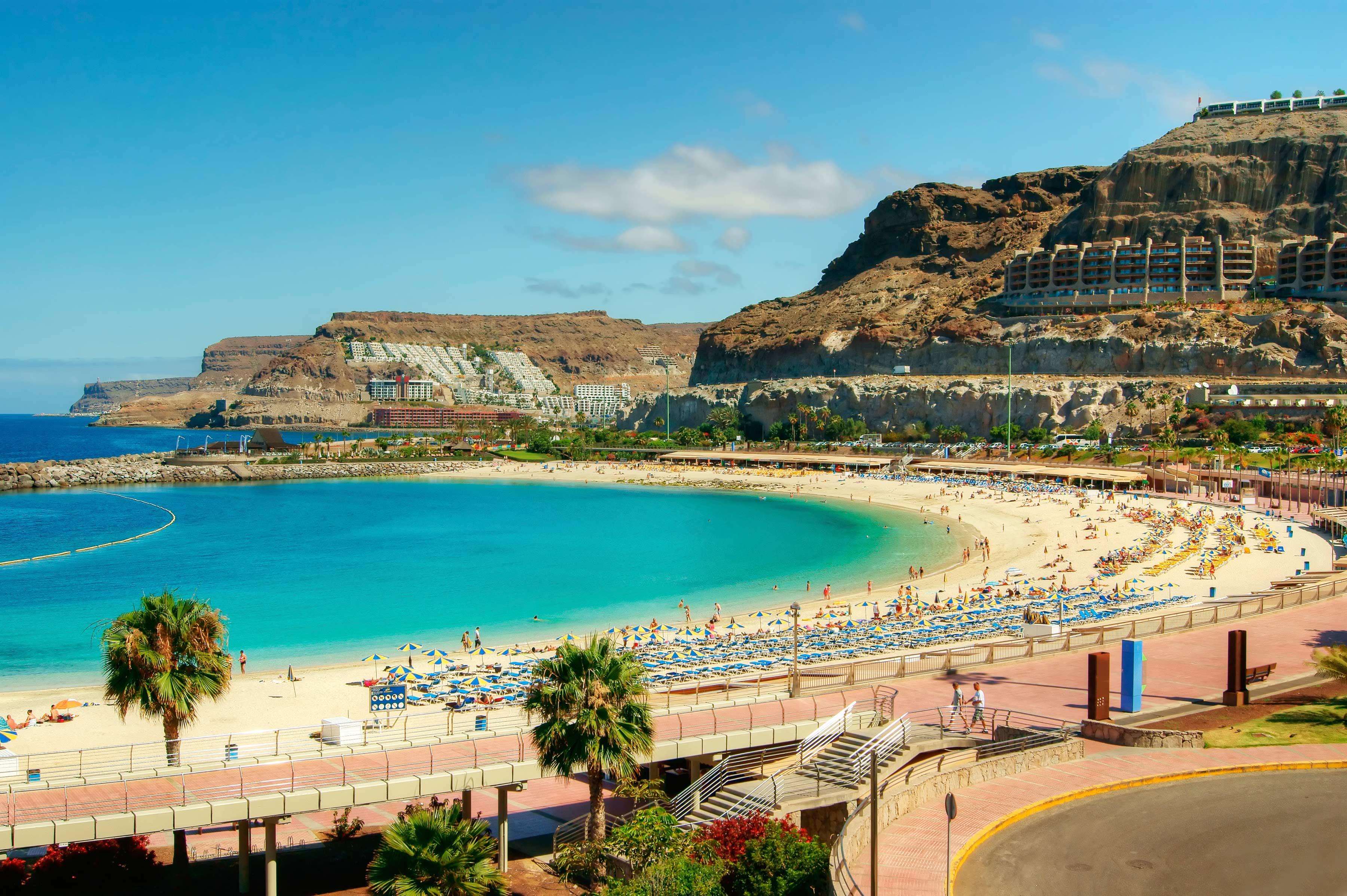 Pauschal Nach Gran Canaria 1 Woche Mit Hp F 252 R Nur 399