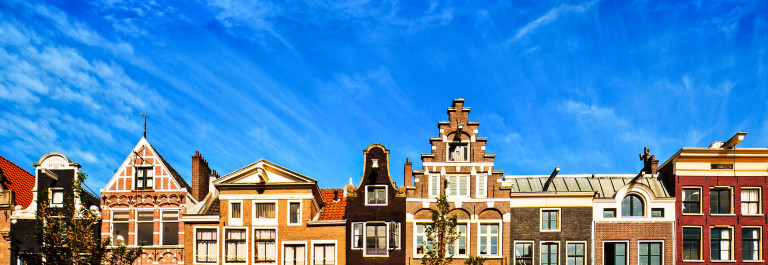 Amsterdam Houses Front iStock_000017444238_Large-2