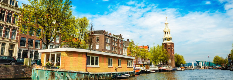 Amsterdam River iStock_000027370606_Large