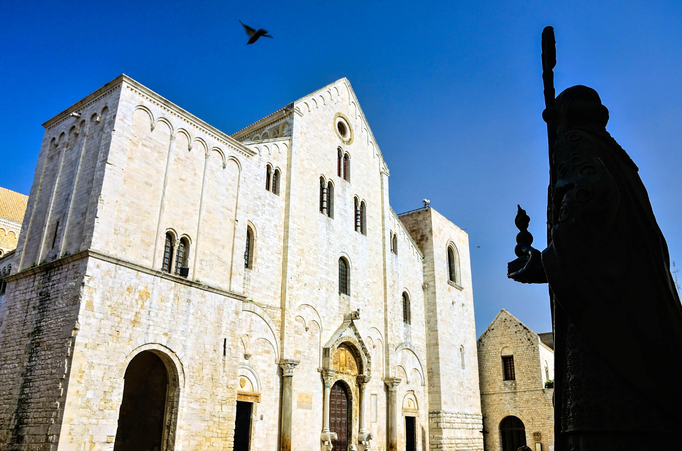 Basilica di San Nicola, Bari Tipps