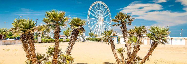 Rimini Italien Strand