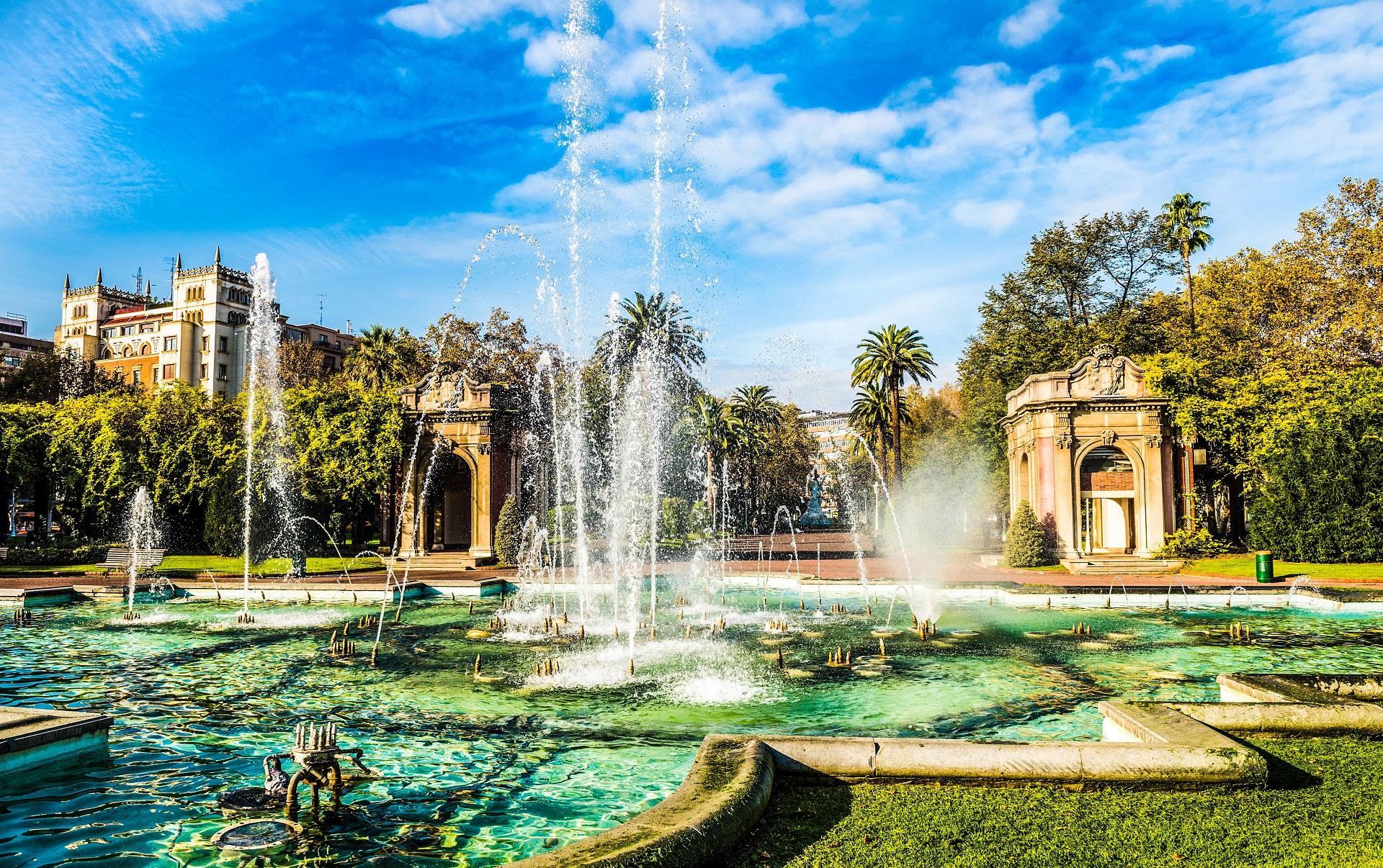 Entdeckt bilbao spaniens bunte seite urlaubsguru for Hotel jardines de bilbao