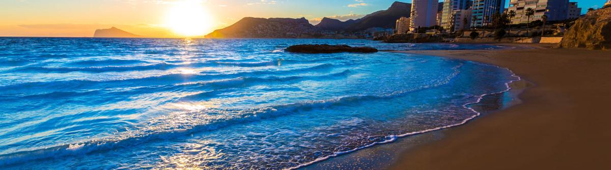 Alicante Tipps Costa Blanca Strand
