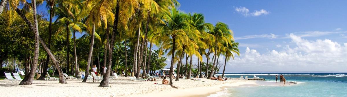 Französische Karibikinseln Guadeloupe