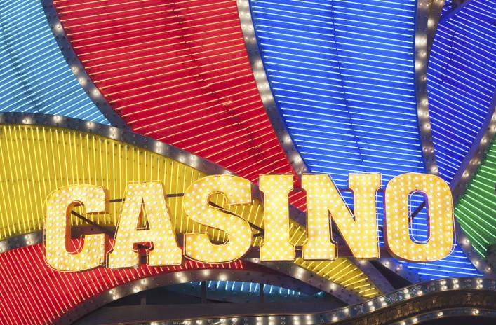 Casino Sign (XXXL) iStock_000020421261_Large
