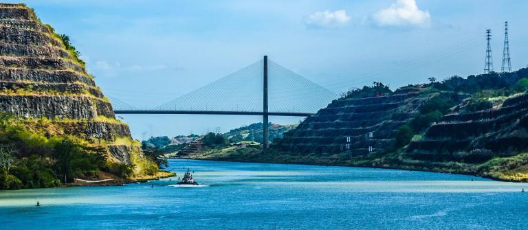 Panama Panama Kanal