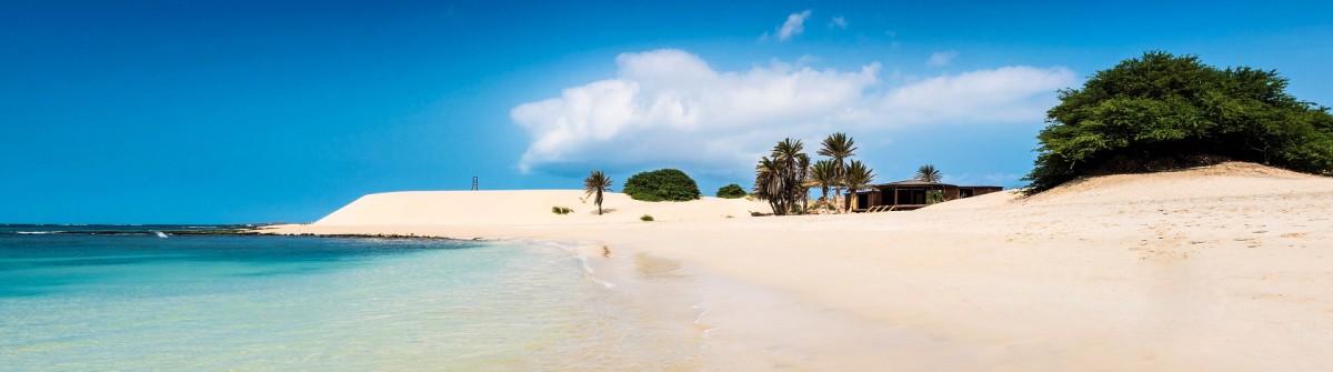 Kapverden kapverdische Inseln Afrika Strand Meer