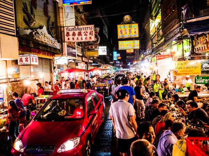 Thailand Tipps Bangkok Nachtleben Nachtmarkt