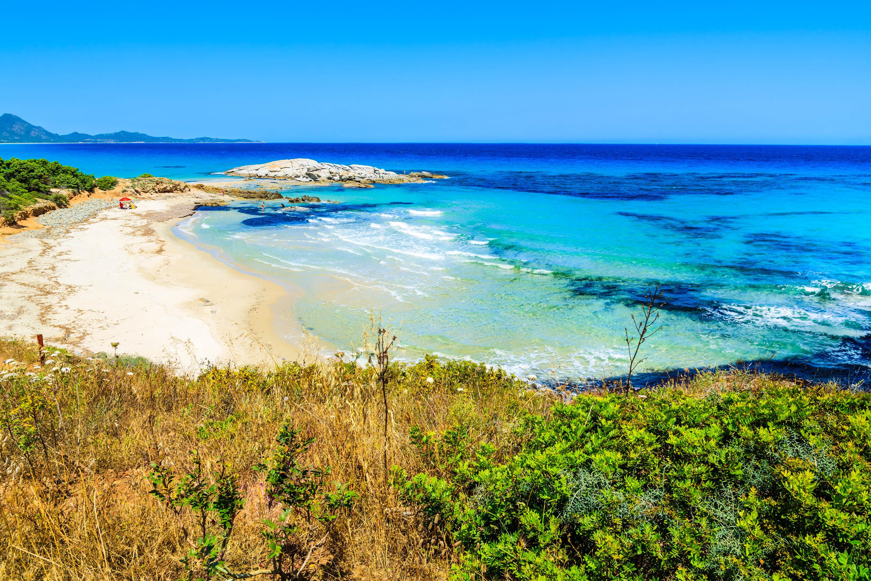 Die schönsten Strände auf Sardinien - Costa Rei